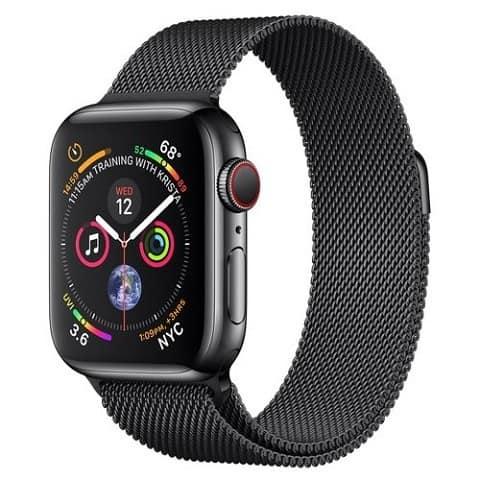 SỈ Dây apple watch thép màu đen