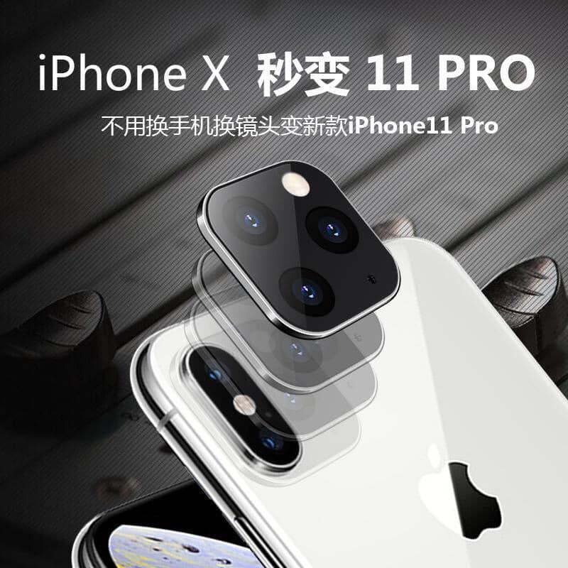 độ iphone x/xsmax lên ip11pro